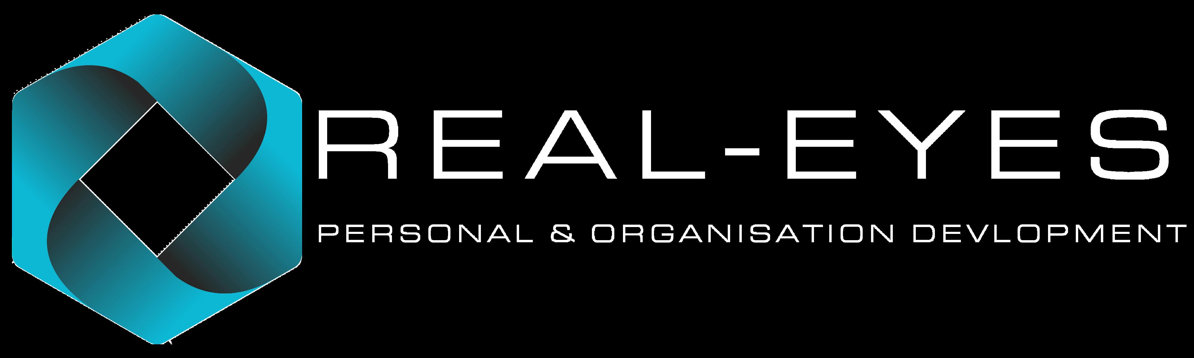 Real Eyes Logo